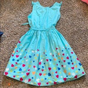 Girls Lands End dress size 10 4/$25